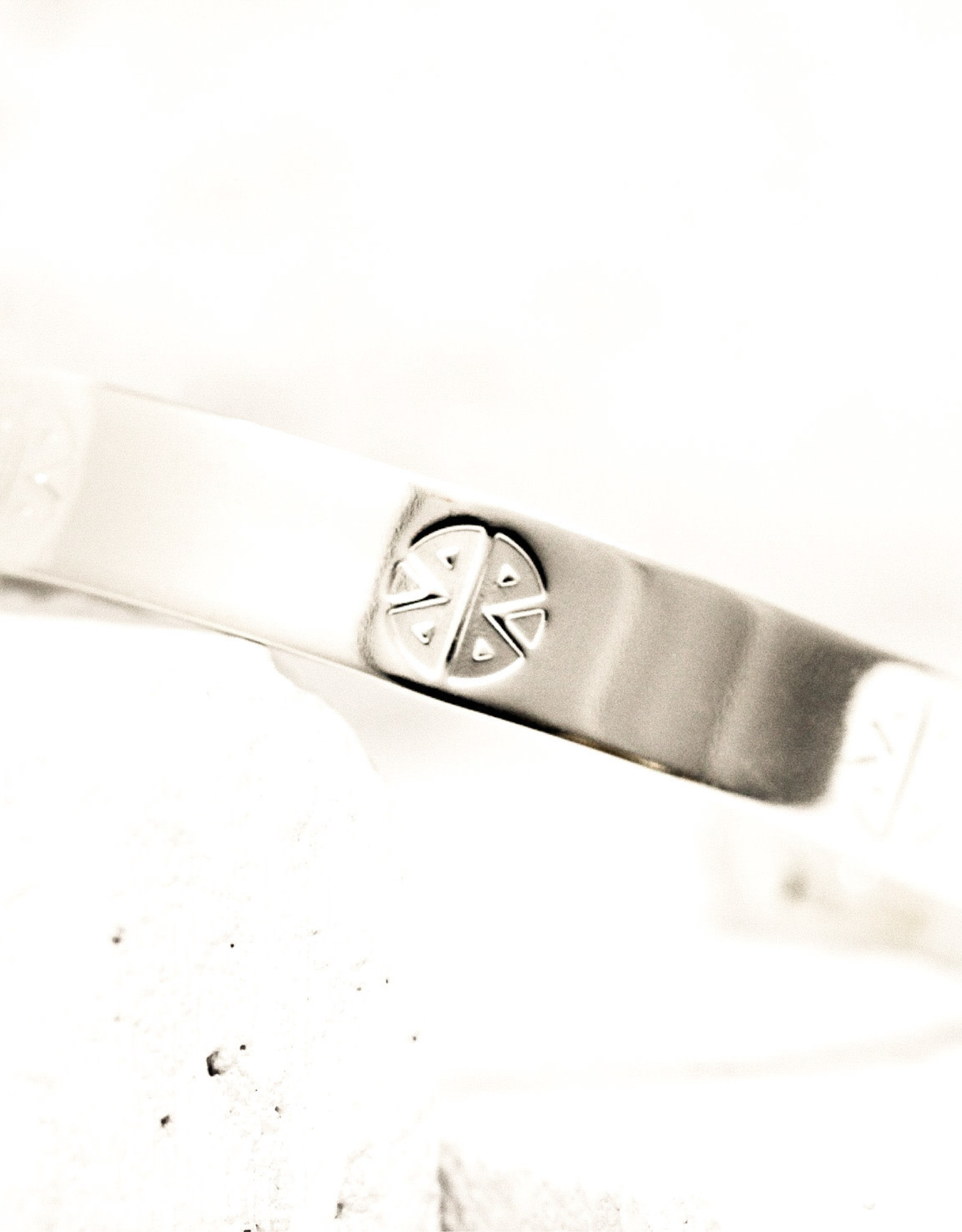 Pieces of Me Bracelet Strong Silver