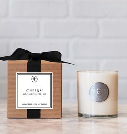 Ella B Candles Ella B Custom Candle Cheers!