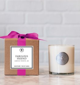 Ella B Candles Ella B Custom Candle Fabulous Friend