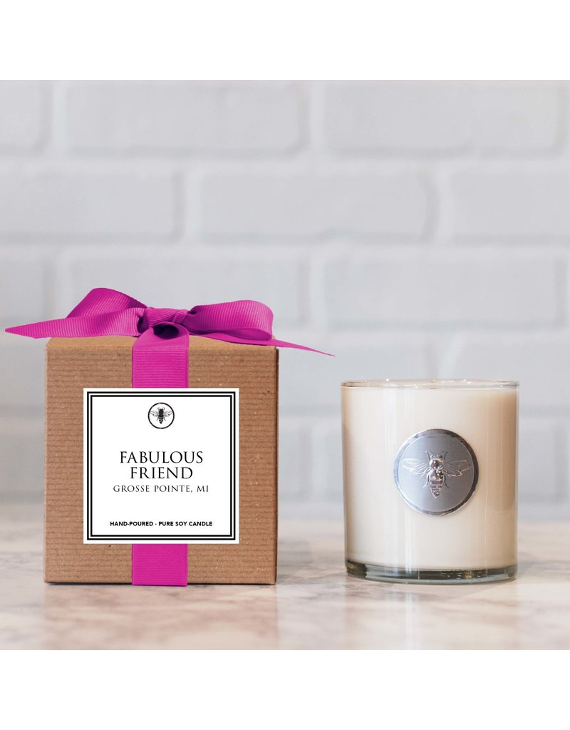 Ella B Candles Ella B Candle Fabulous Friend #1