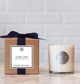 Ella B Candles Ella B Custom Candle Lake Life