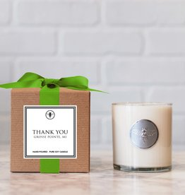 Ella B Candles Ella B Custom Candle Thank You
