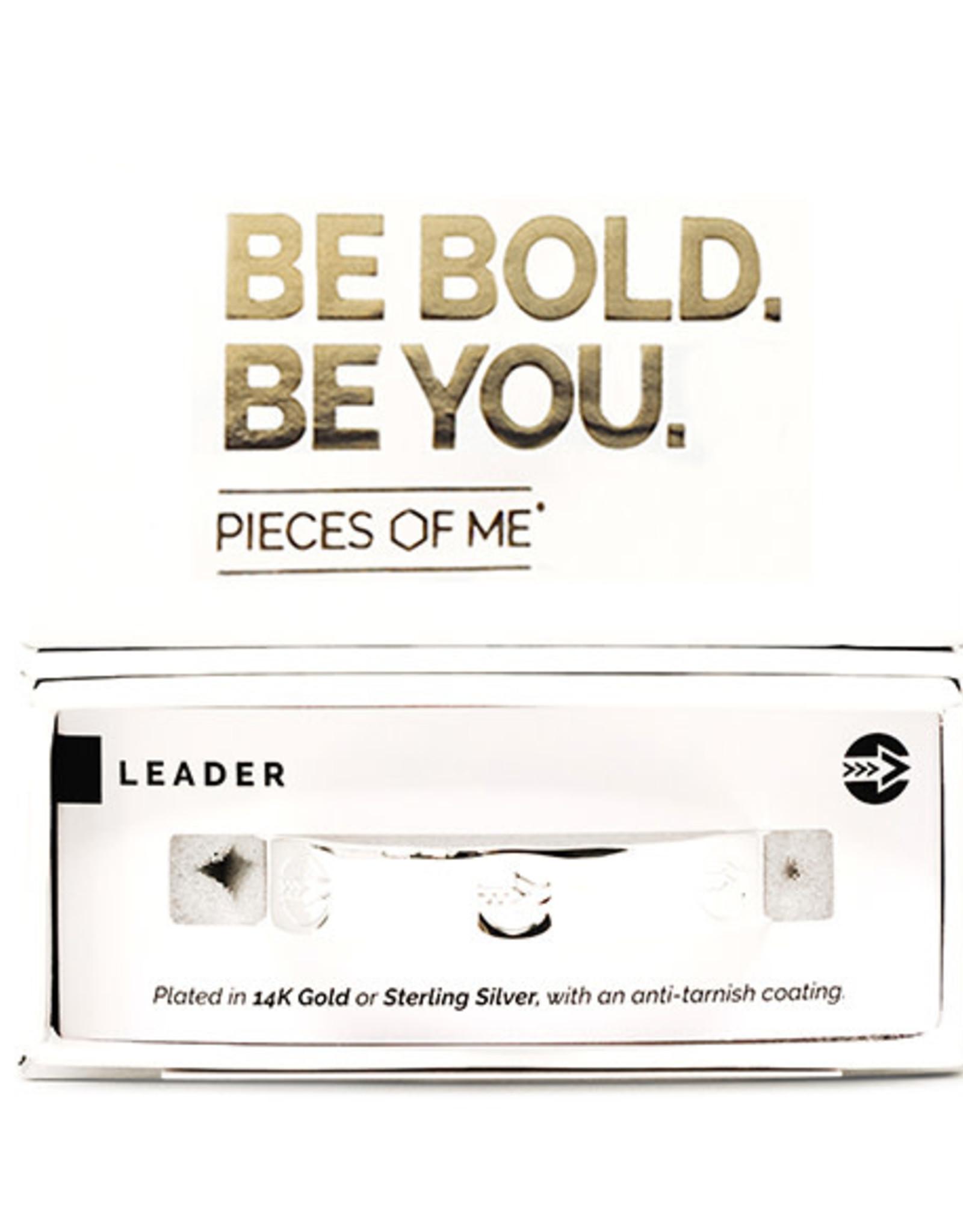 Pieces of Me Bracelet Leader Silver