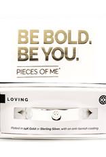 Pieces of Me Bracelet Loving Silver