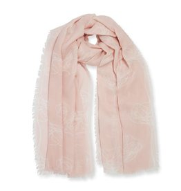 Katie Loxton Sentiment Scarf Be-You-Tiful Nude Pink