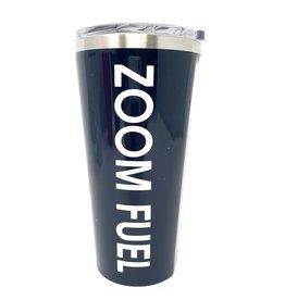 Zoom Fuel Corkcicle Tumbler Navy/White