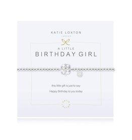 Katie Loxton Katie Loxton Bracelet- Birthday Girl Crystal