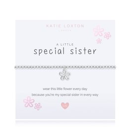 Katie Loxton Child's Beaded Bracelet-Special Sister