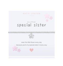 Katie Loxton Katie Loxton Children's Beaded Bracelet Special Sister