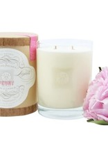 Linnea's Lights Linneas Lights Double Wick Candle Peony