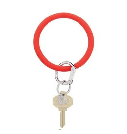 O Venture Big O Silicone Keyrings Cherry on Top