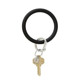 O Venture Big O Silicone Keyrings Back in Black