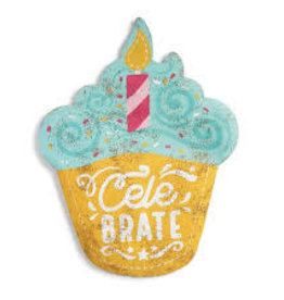Door Screening Celebrate Cupcake