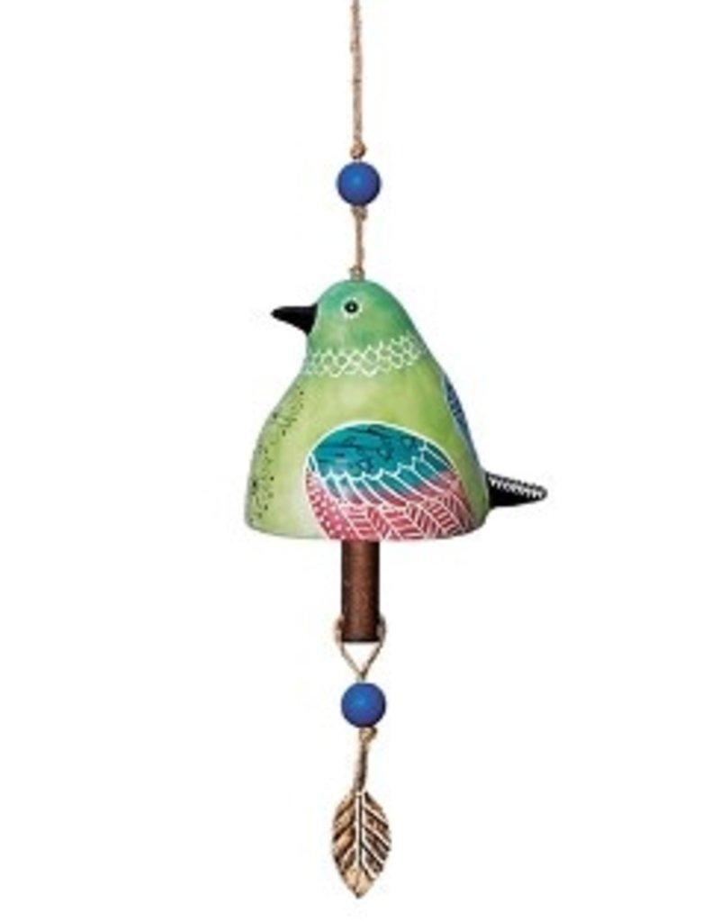 Ceramic Bell Hummingbird