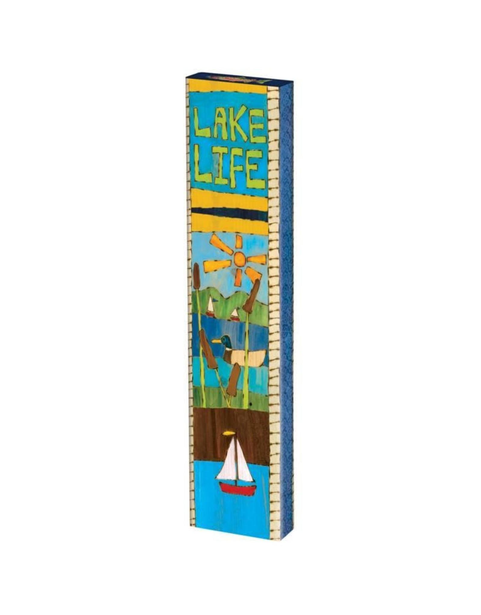 Studio M Art Pole Mini At the Lake