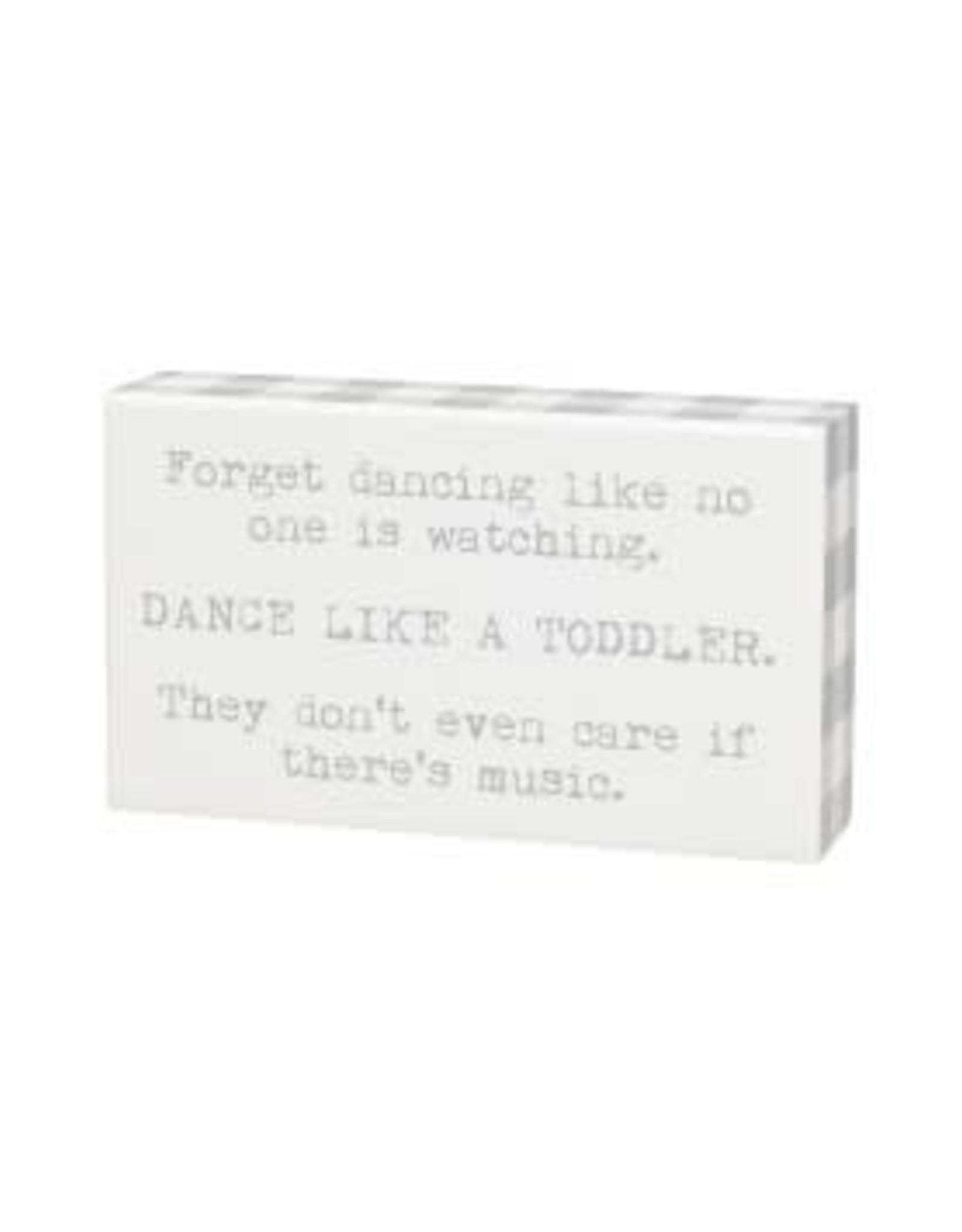 Collins Painting & Desgin Box Sign Dance Toddler