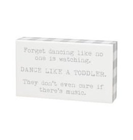 Collins Painting & Desgin Box Sign Dance Toddler