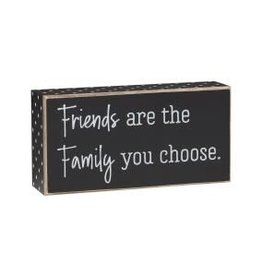 Collins Painting & Desgin Box Sign Friends Are Family