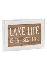 Collins Painting & Desgin Layered Sign Lake Life