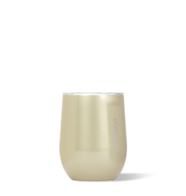 Corkcicle Stemless Wine Glass- 12oz  Unicorn Glampagne
