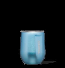 Corkcicle Stemless Wine Glass- 12oz Moonstone Metallic