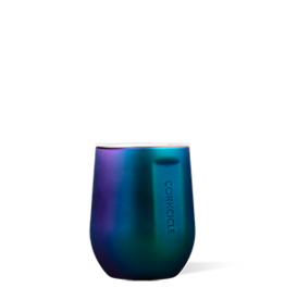 Corkcicle Stemless Wine Glass- 12oz Dragonfly