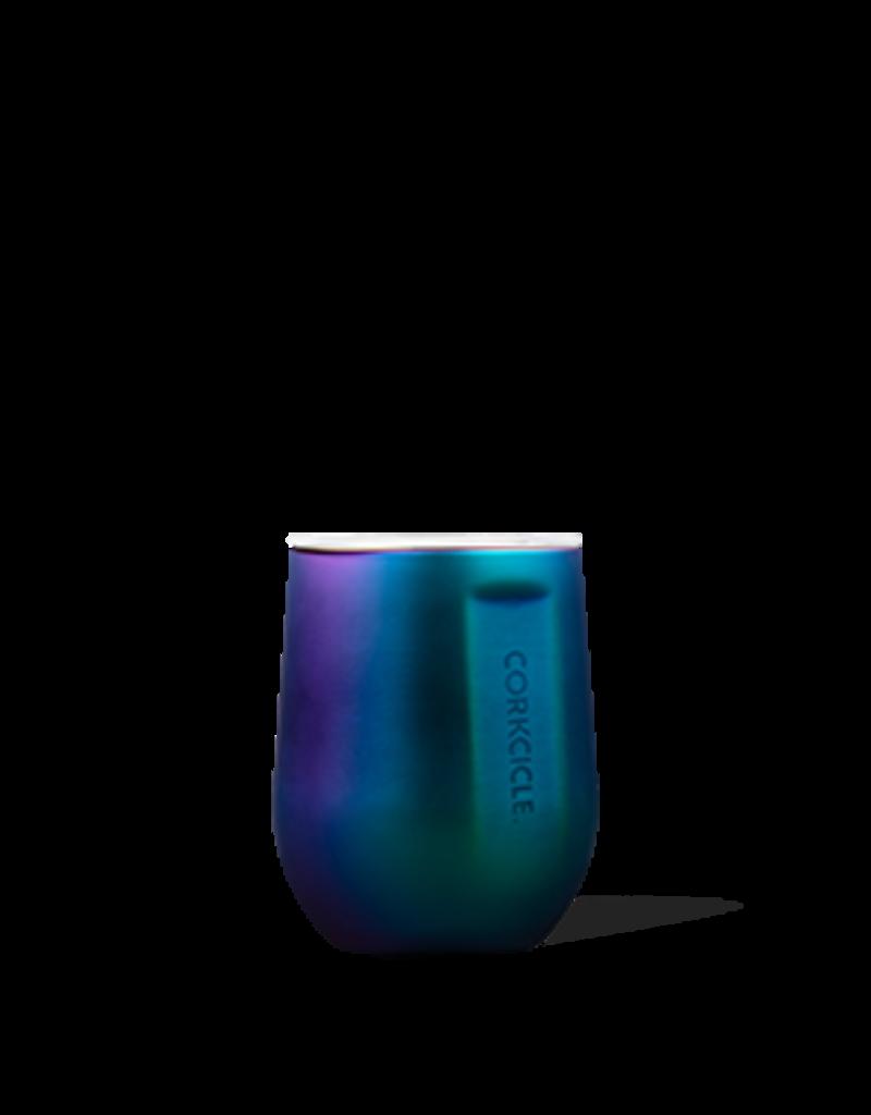 Corkcicle Corkcicle Stemless Wine Glass- 12oz Dragonfly