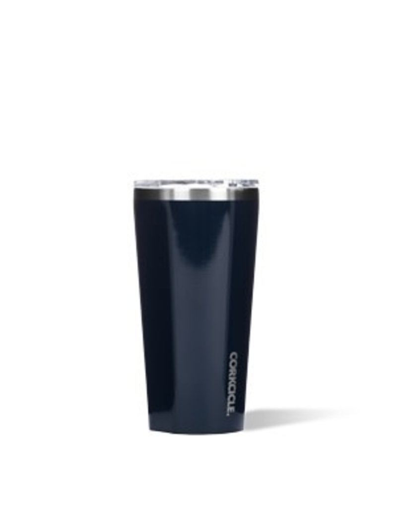 Corkcicle Corkcicle Tumbler- 16oz Gloss Navy
