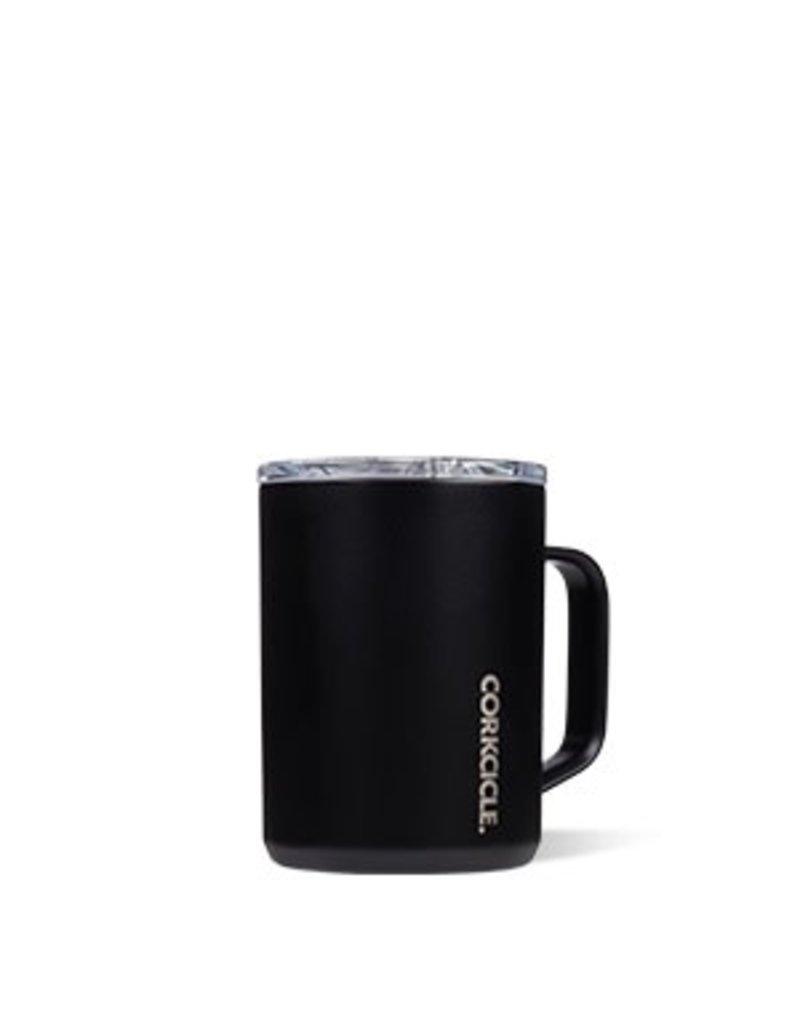 Corkcicle Corkcicle Mug- 16oz Black