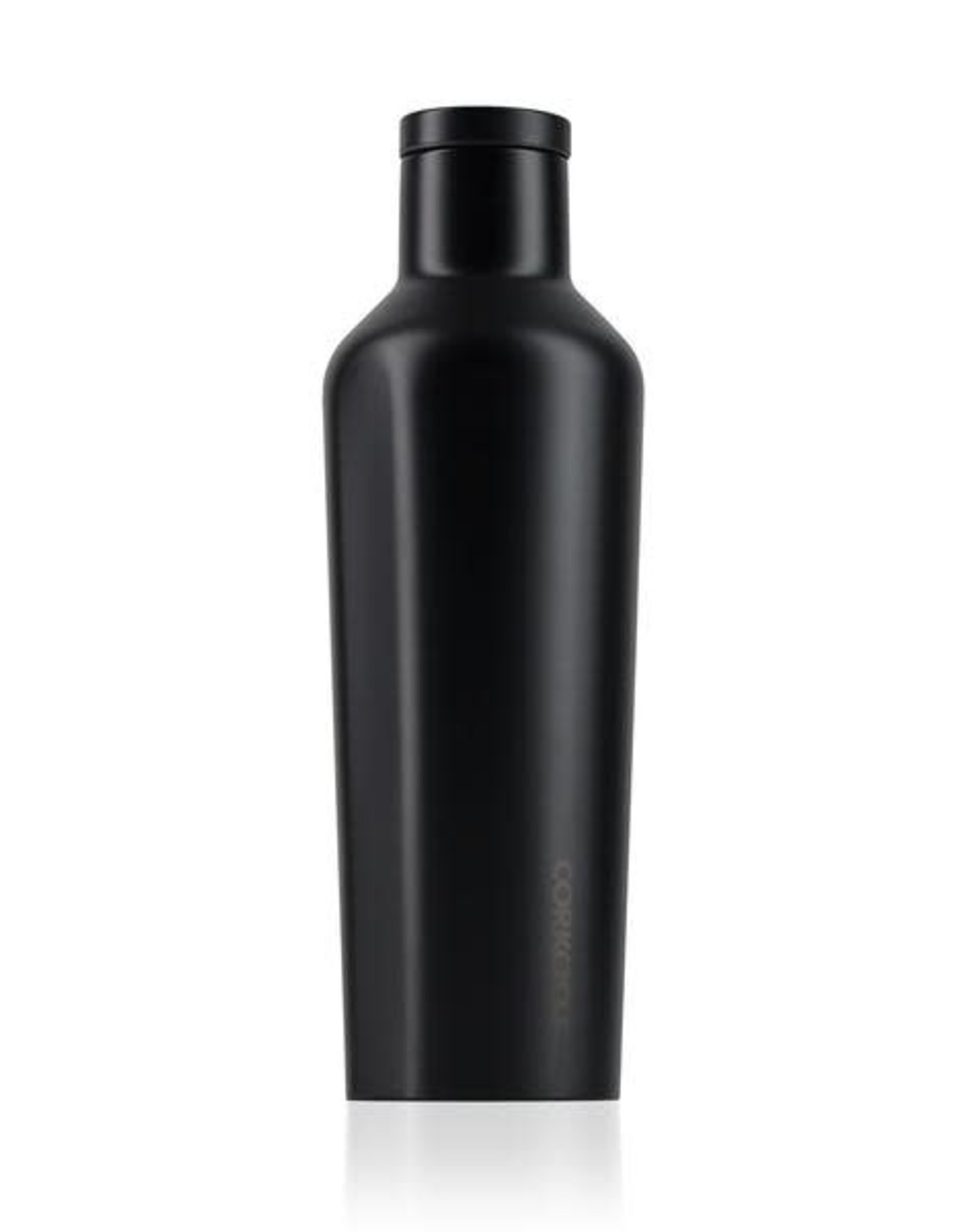 Corkcicle Canteen- 25oz Gloss Dipped Blackout