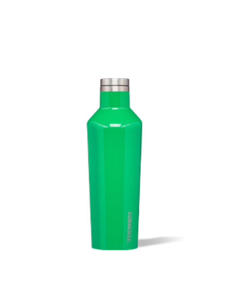Corkcicle Corkcicle Canteen- 16oz Gloss Putting Green