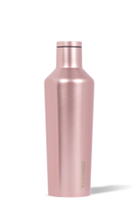 Corkcicle Canteen- 16oz Rose Metallic