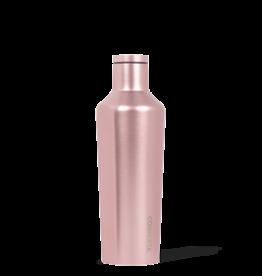 Corkcicle Canteen- 16oz Rose Metallic