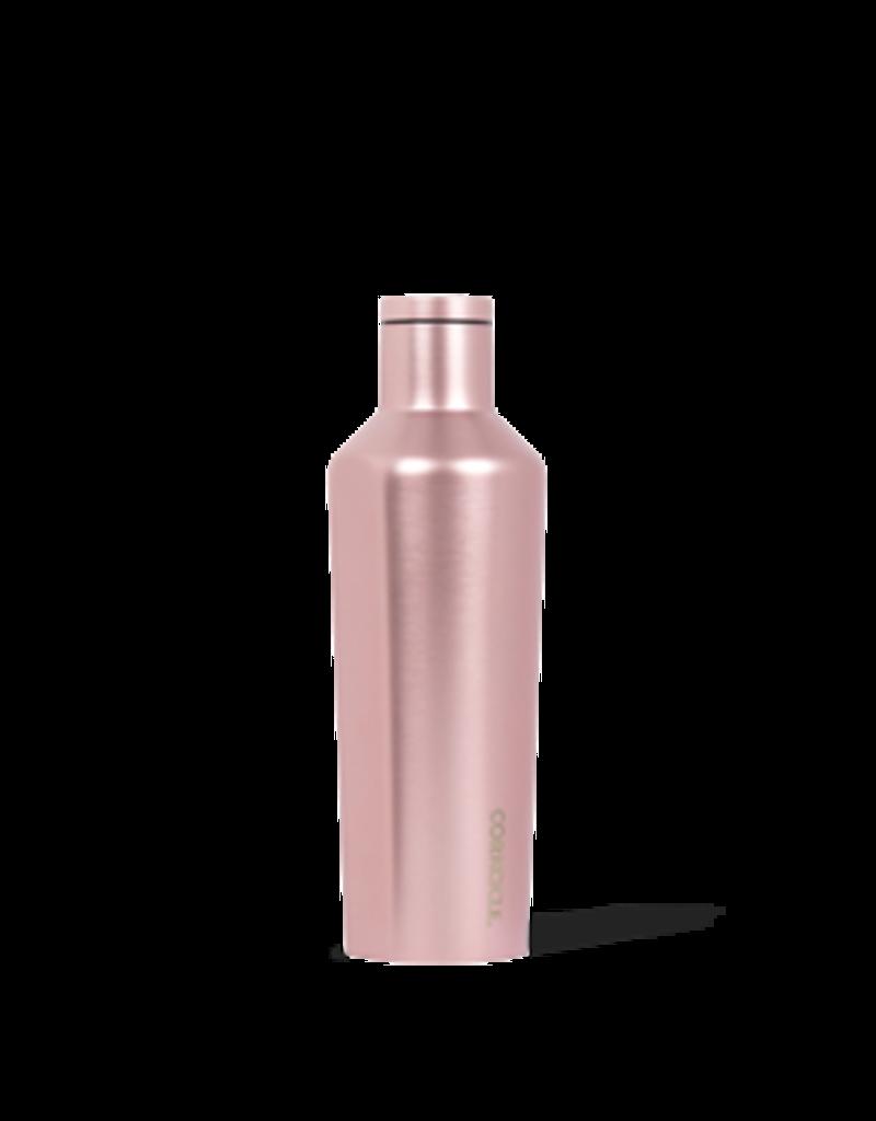 Corkcicle Corkcicle Canteen- 16oz Rose Metallic