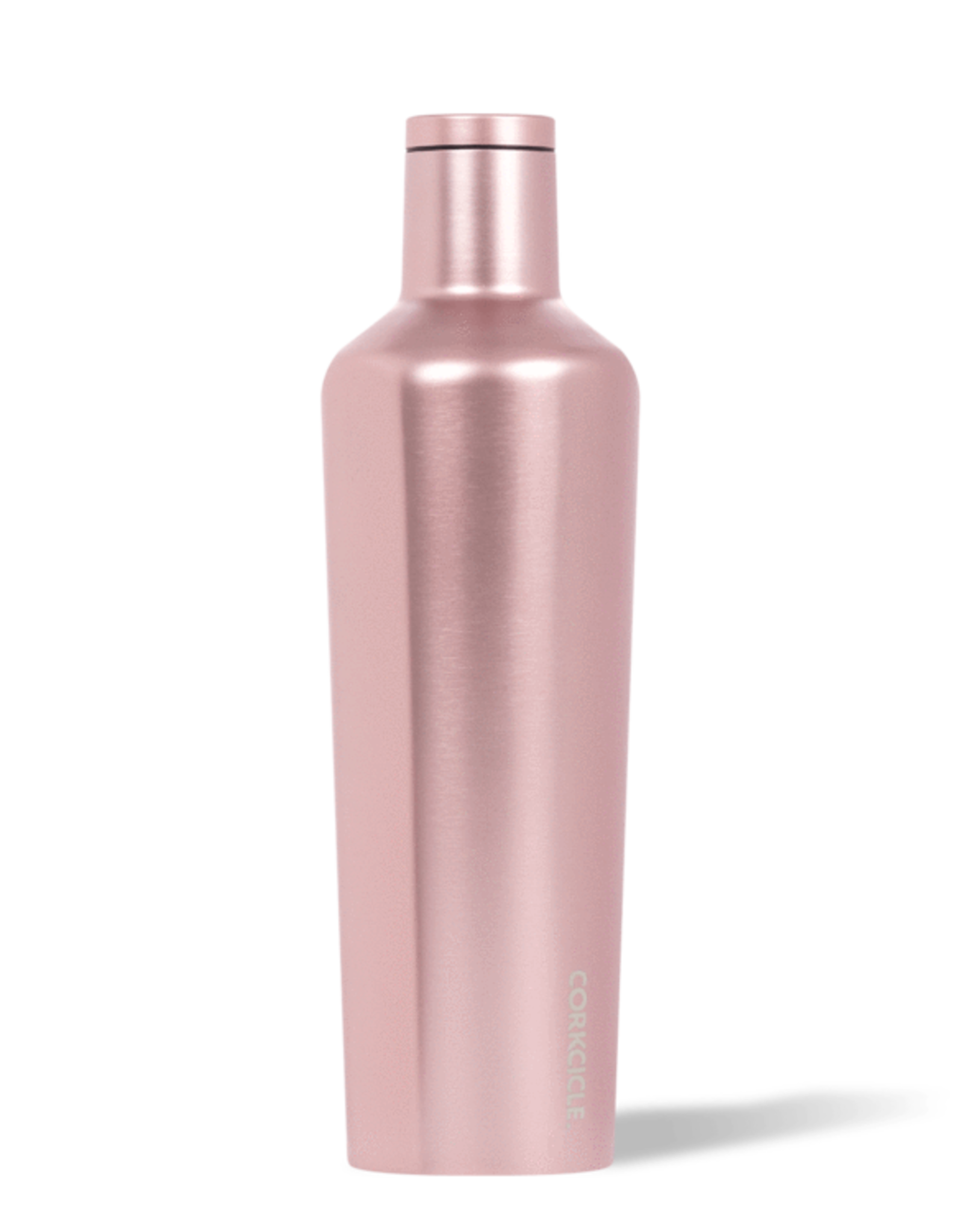 Corkcicle Canteen- 25oz  Rose Metallic