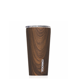 Corkcicle Corkcicle Tumbler- 16oz Specialty Walnut Wood