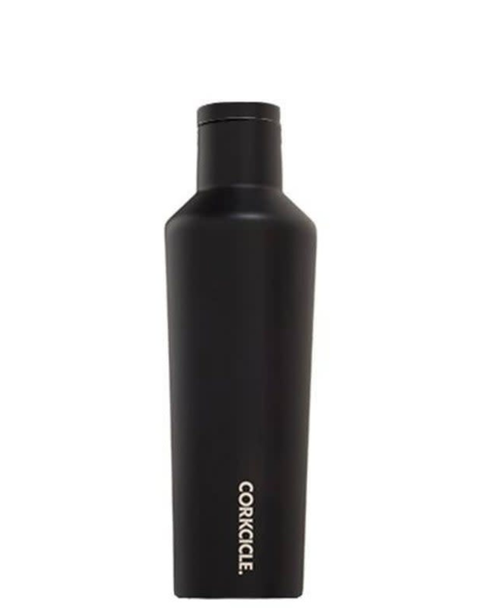 Corkcicle Canteen- 16oz Gloss Dipped Blackout