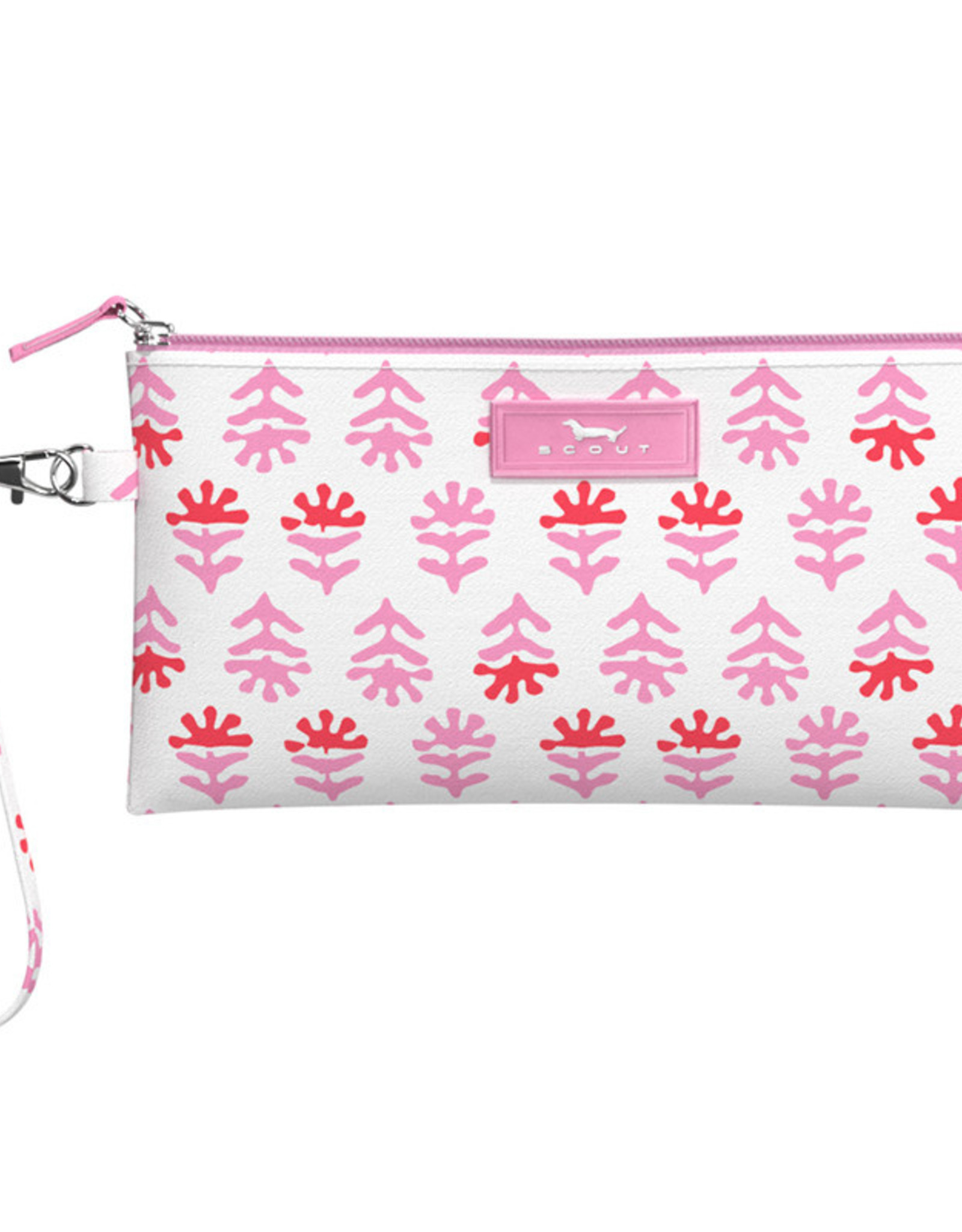 Scout Kate Wristlet Lady and Stamp