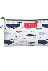 Scout Kate Wristlet All is Whale