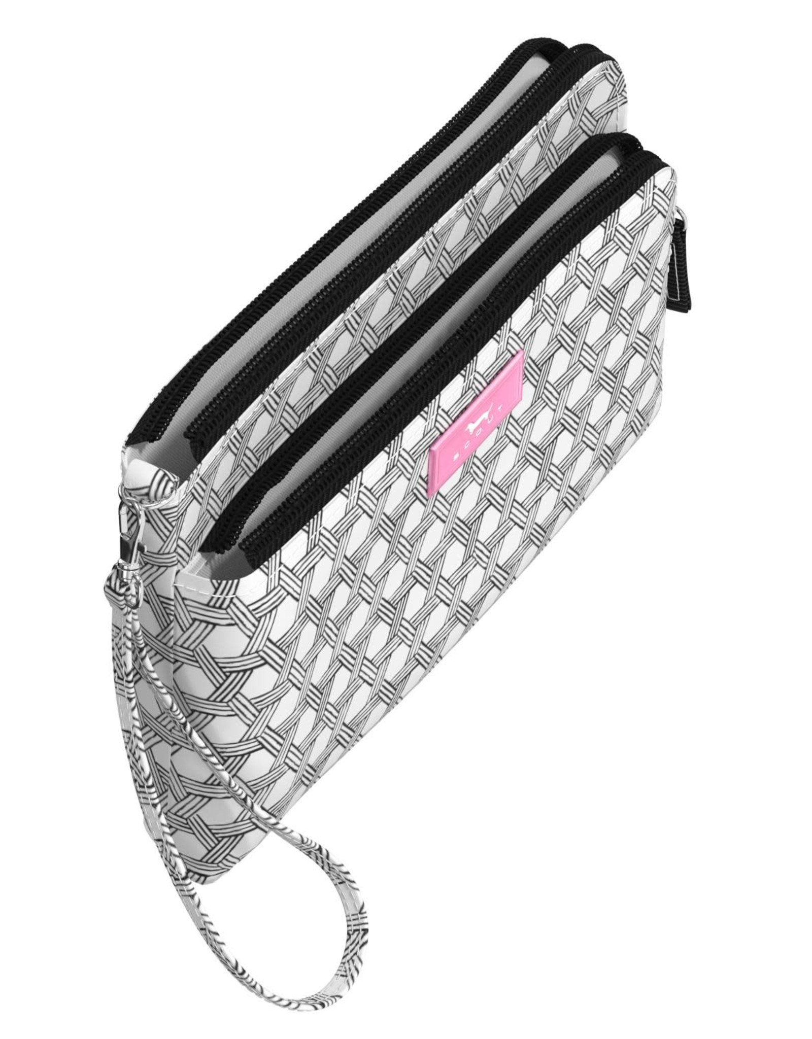 Scout Kelly Wristlet Basket Case