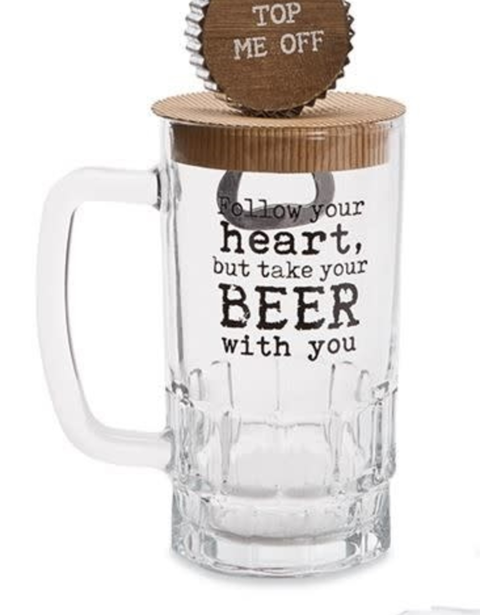 Beer Mug Set Follow
