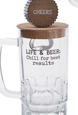 Beer Mug Set Life