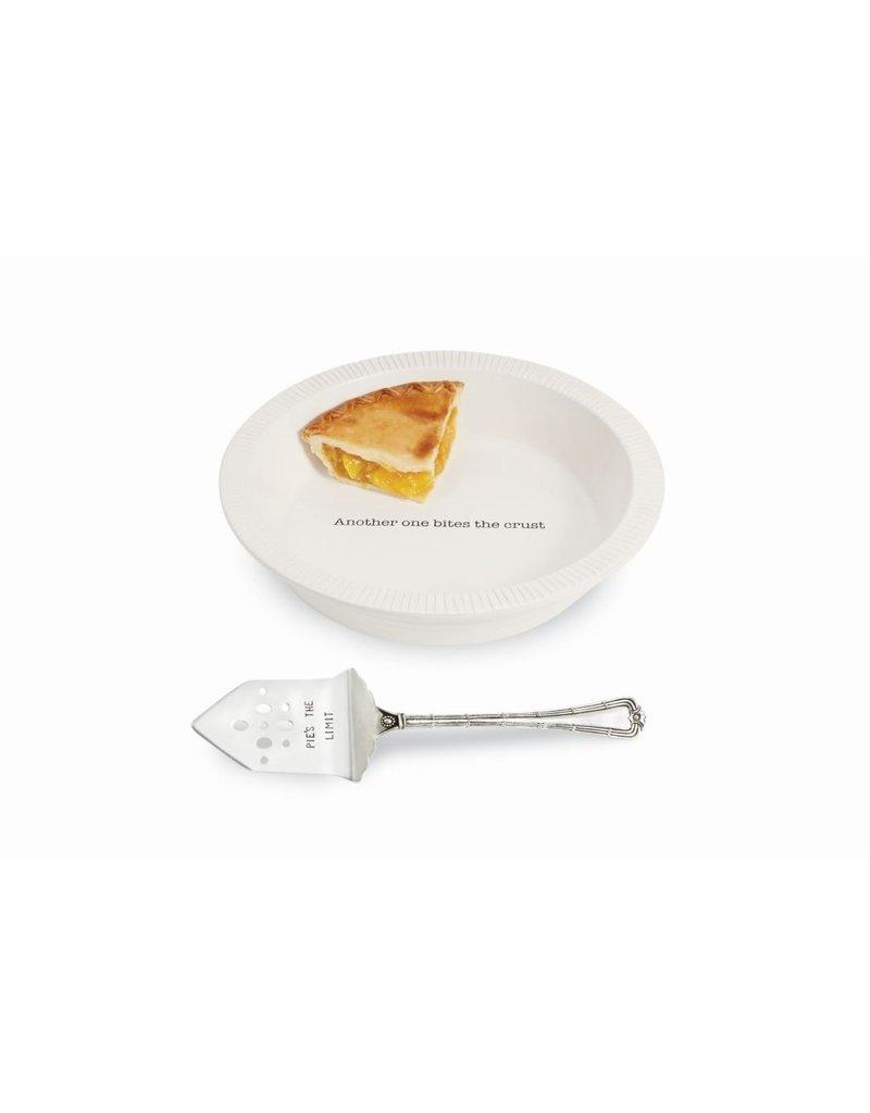 Mud Pie Circa Pie Plate