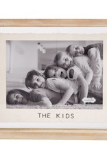 Glass Frame 5x7 The KIds