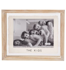 Mud Pie Frame 5x7 The Kids Wood