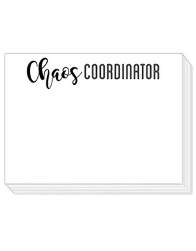 Mini Slab Pad- Chaos Coordinator