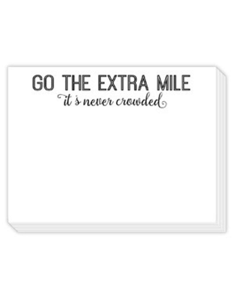 Mini Slab Pad- Go The Extra Mile