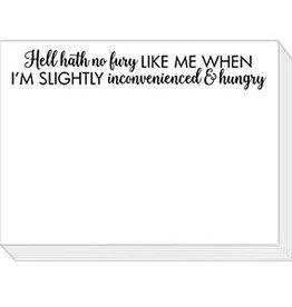 Roseanne Beck Mini Slab Pad- Hell Hath No Fury