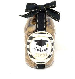 Oh Sugar *Oh Sugar 10oz Cookie Jar Class of 2020