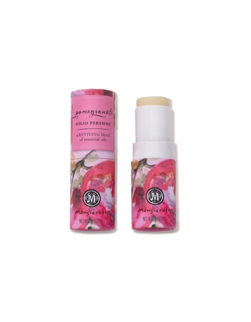 Mangiacotti Solid Perfume Pomegranate